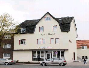 City Hotel Garni Stadt Ahlen