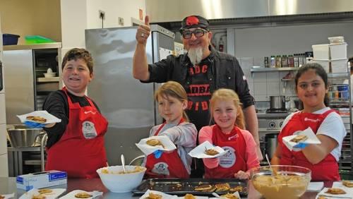 Ein Sternekoch In Der Mammutschulküche: Stadt Ahlen