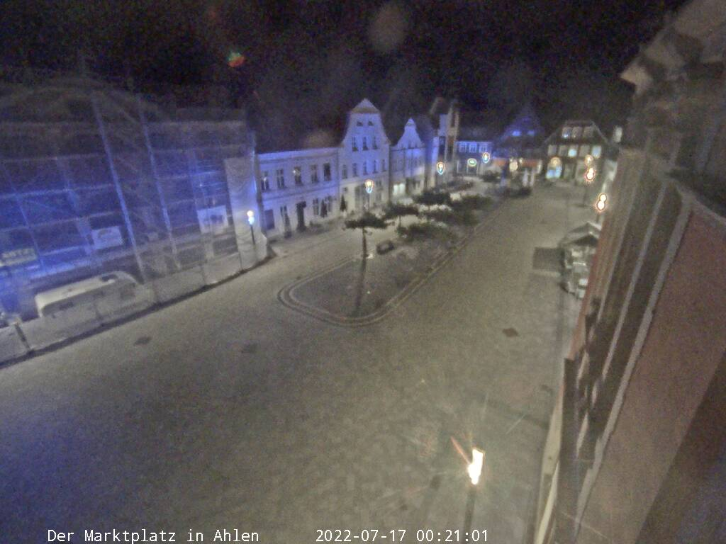 Bild: Webcam Marktplatz